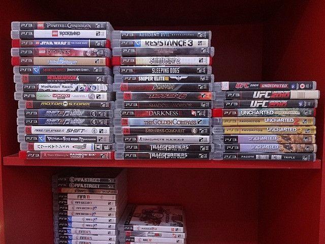 Jogos PS3 Leia a Descrição - Foto 3