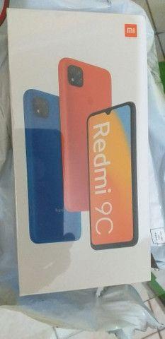 Xiaomi Redmi 9C Dual SIM 32 Gb midnight gray 2 Gb RAM Lacrado - Foto 2