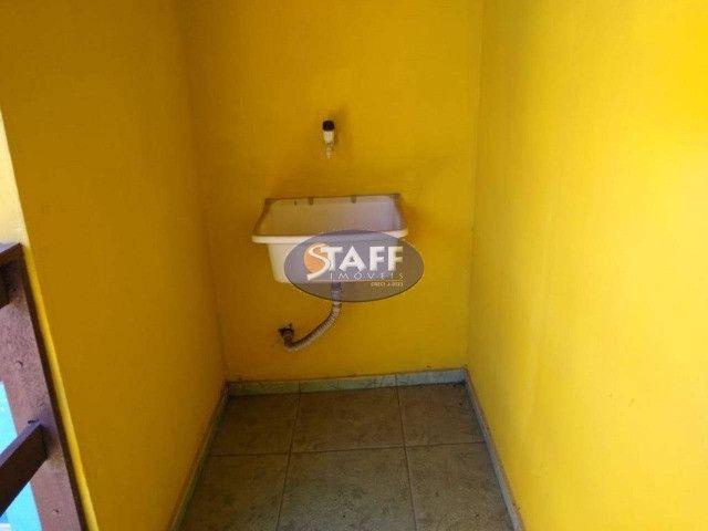RE#Conjunto de casas de 1 e 2 quartos a venda no centro de Unamar- Cabo Frio!!CA1640 - Foto 4