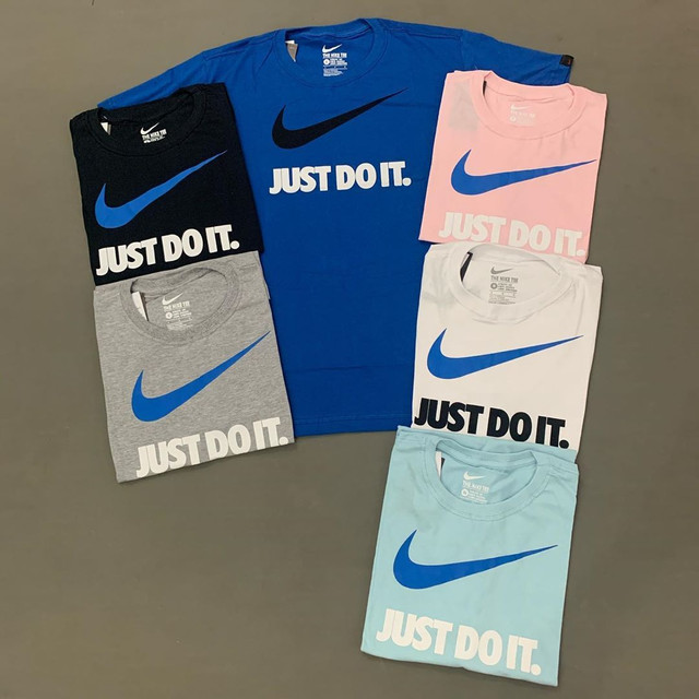 Camisetas Nike Just do It