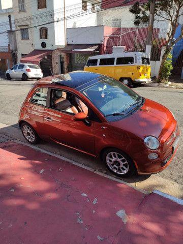 Fiat 500 1.4 8v Cult C/ Teto - Foto 3