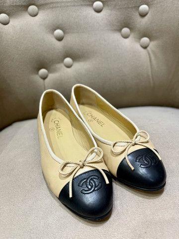 Sapatilha Clássica Chanel nº36 Brasil