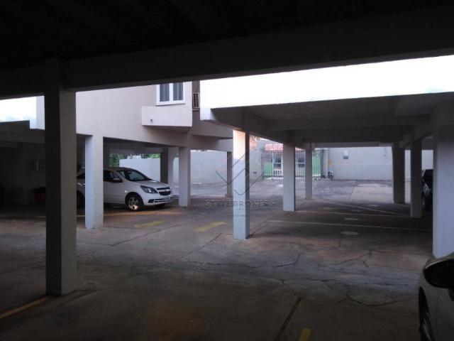 Apartamento no Edifício Juruena com 2 dormitórios à venda, 55 m² por R$ 145.000 - Araés -  - Foto 5