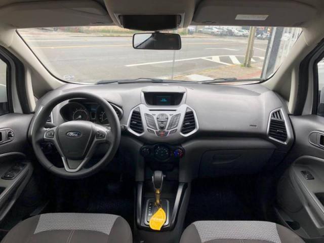 Ecosport SE 1.6 Automática, Único Dono!!! - Foto 5