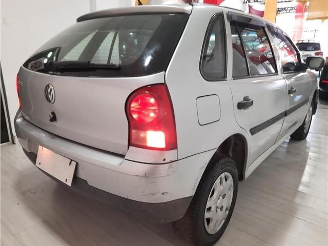 Volkswagen Gol 1.0 mi 8v flex 4p manual g.iv - Foto 5