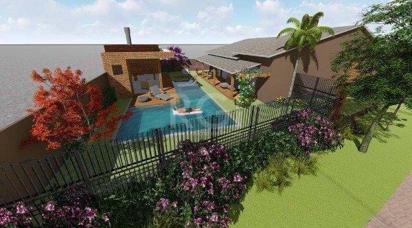 Casa à venda com 3 dormitórios em Alphaville, Porto alegre cod:LP1067 - Foto 3
