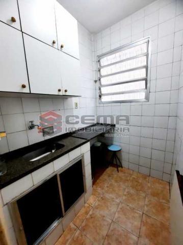 Apartamento à venda com 1 dormitórios em Glória, Rio de janeiro cod:LAAP12773 - Foto 12