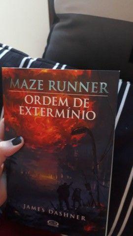 Box completo Maze Runner - Foto 4
