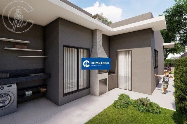 Casa à venda com 1 dormitórios em Jardim das palmeiras, Foz do iguacu cod:0117 - Foto 8