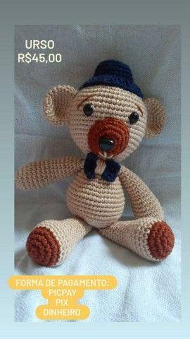 Artesanato de crochê  - Foto 4