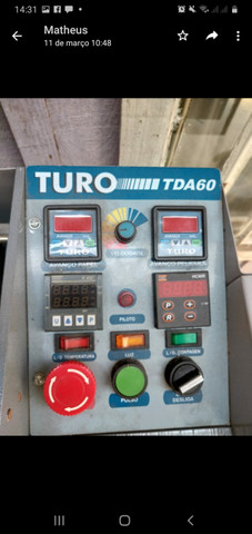 Máquina de Etiquetas Turo  - Foto 2