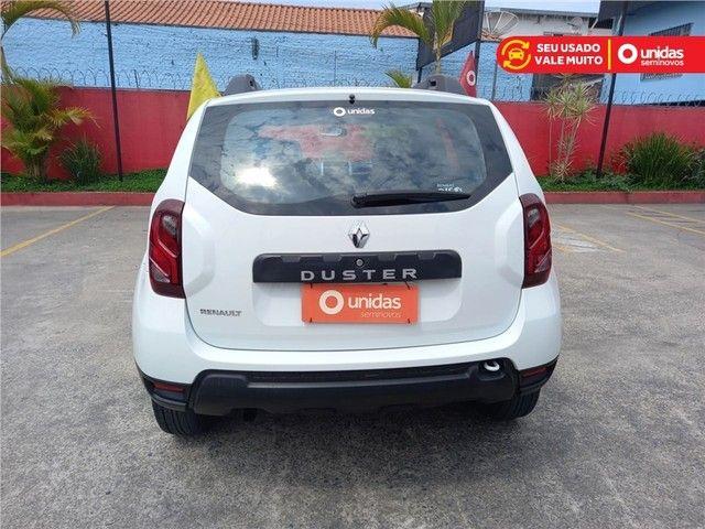 Renault Duster 2020 1.6 16v sce flex expression x-tronic - Foto 4