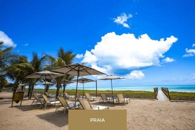 Edf Gran Marine, beira mar de Guaxuma: 114 m², 3/4, varanda gourmet - Foto 2