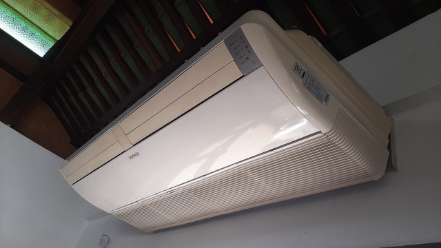 Ar condicionado komecco 60mil BTUs
