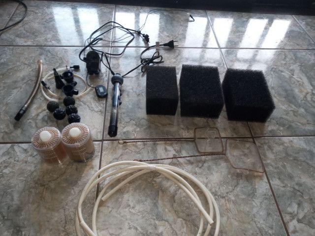 Aquario Boyu Mt-50 81 litros  - Foto 6