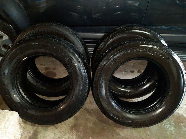 4 Pineus Bridgestone S 10 aro 17