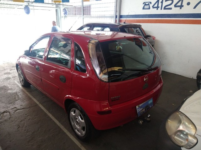 Corsa Hatch Maxx 1.4 flex 2011 impecável com baixa quilometragem RARIDADE - Foto 4