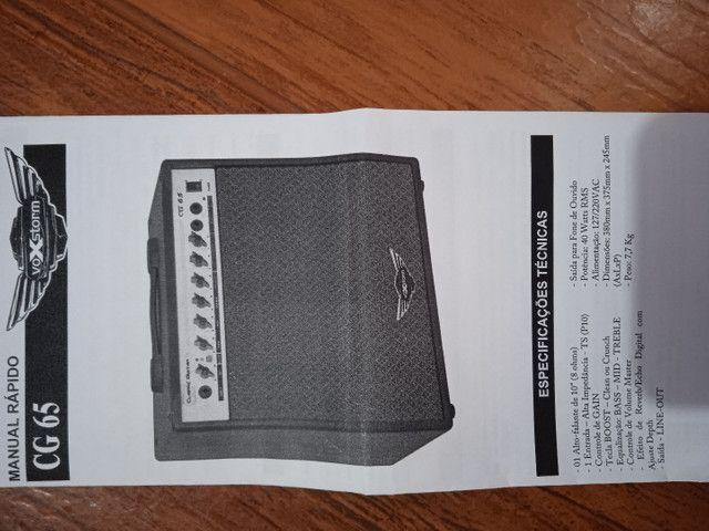 Amplificador Voxstorm guitarra - Foto 4