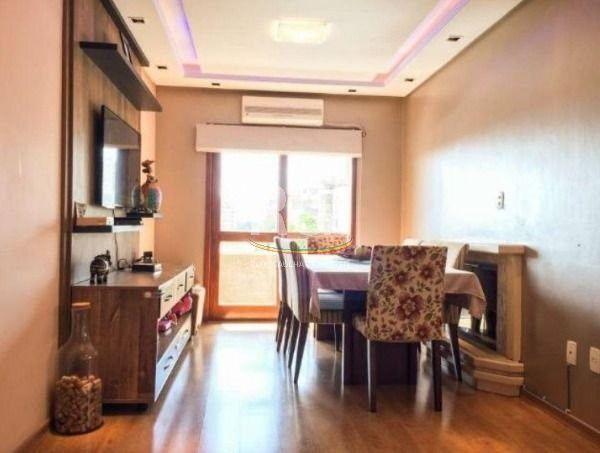 Apartamento à venda com 3 dormitórios em Jardim lindóia, Porto alegre cod:NK18699 - Foto 5