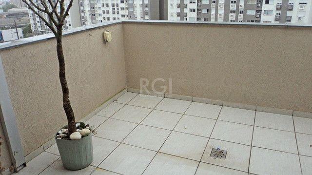 Apartamento à venda com 3 dormitórios em São sebastião, Porto alegre cod:EL56356472 - Foto 19
