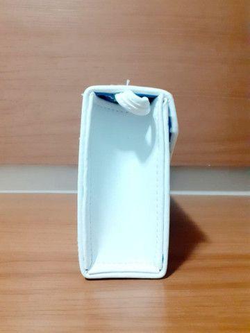 Bolsa Transversal Envelope Branca - Foto 2