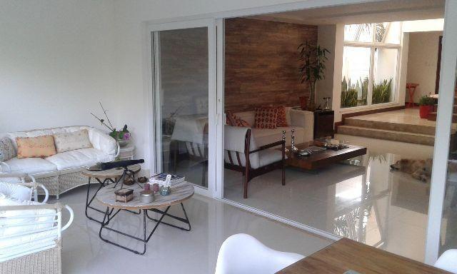 Casa Nova Triplex Decorada Alphaville I. 3 suítes mais gabinete e Home R 2.500.000,00