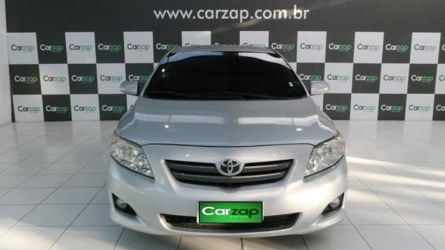 TOYOTA COROLLA 2008/2009 1.8 XEI 16V FLEX 4P MANUAL