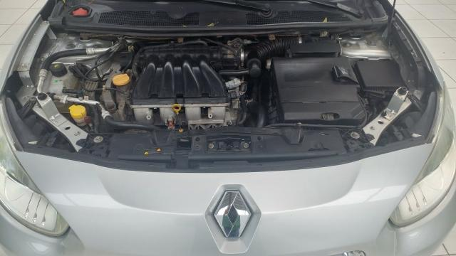 RENAULT FLUENCE 2011/2011 2.0 DYNAMIQUE 16V FLEX 4P MANUAL