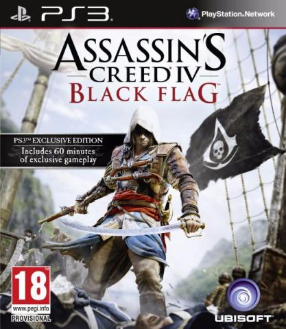 Assassin's Creed Black Flag - PS3