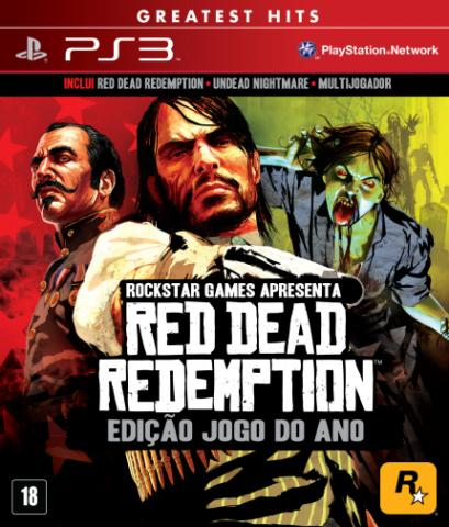 Red Dead Redemption + Undead Nightmare - PS3