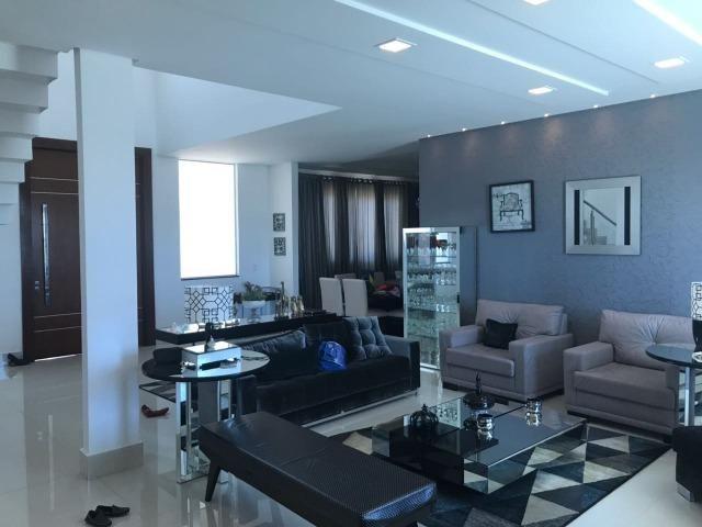 Casa Sobradinho Grande Colorado Solar de Athenas Nova 4 suites Churrasqueira Piscina - Foto 8
