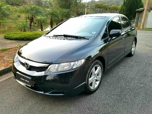 Charming Honda Civic LXS 2010 Automático Financio 100%