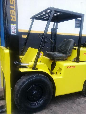 Empilhadeira Hyster 55n Ano 89