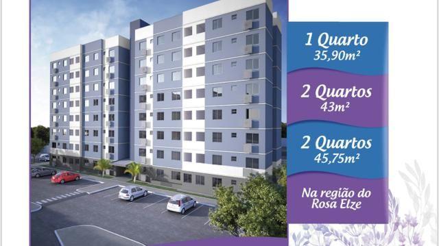 Apartamentos novos no Rosa Elze 2/4