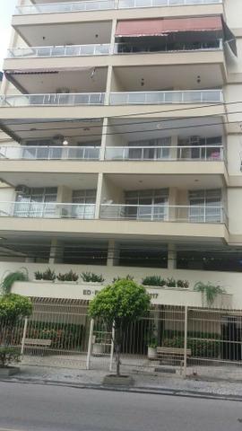 Meier Aptº 103m² Varandão Salão 3Qt Coz Área Elevador port. 24hs Garagem Ac. financiamento