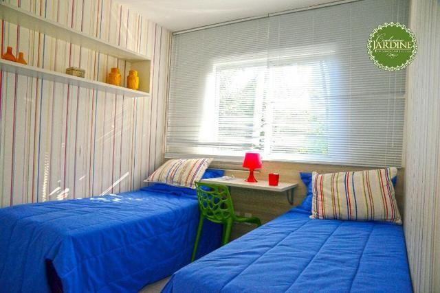 Vendo duplex 2/4 novíssimo em condomínio fechado com excelente área de lazer pelo mcmv - Foto 6