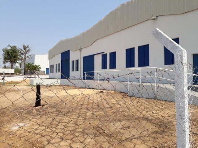 Galpão comercial para locação,Ótima Localização Com 7.000 m² Plano Diretor Sul, Palmas - G - Foto 2