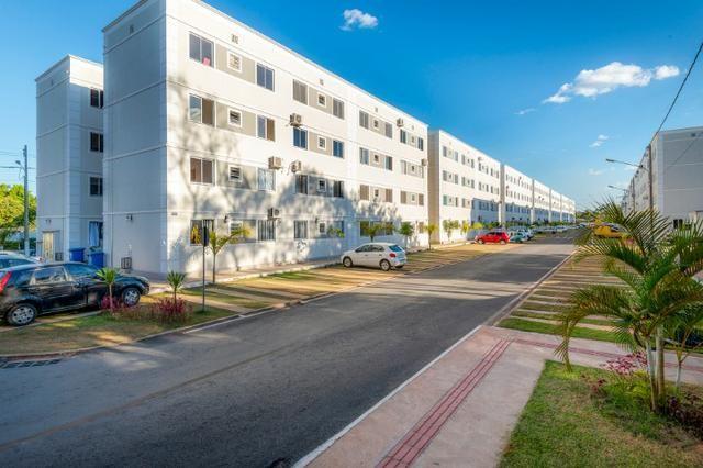 Apartamento de 2 quartos, nas melhores regiões de Cuiabá e Várzea Grande - Foto 2