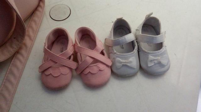 4cec8a508 Vendo dois sapatos da Tip Top - Artigos infantis - Ponto Novo ...