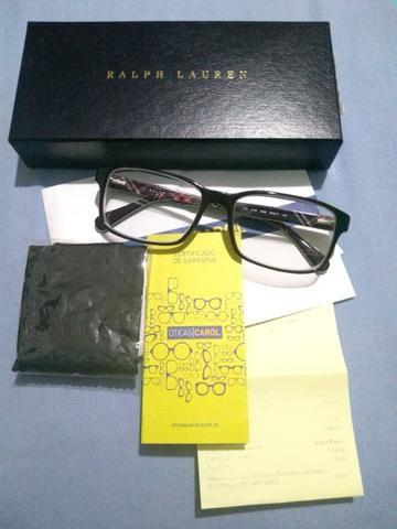 6655f20cc Armação Óculos Polo Original - Bijouterias, relógios e acessórios ...