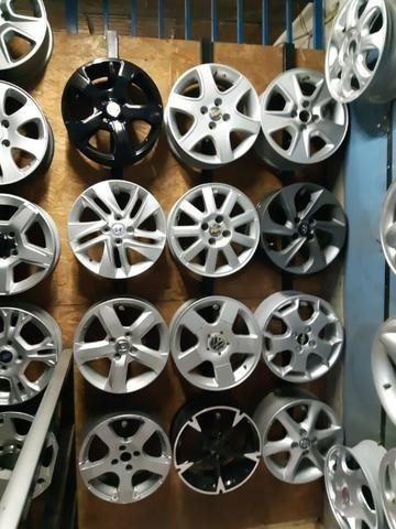 Rodas aros 13/14/15/16/17/18/19/20/22 para Fiat/GM/Nissan/VW/Toyota/Ford/Citroen e outros - Foto 6