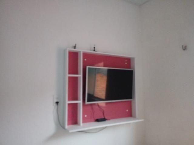 Promoção de painel para tv ,frete ,montagem e suporte gratis deixamos sua tv no painel - Foto 4