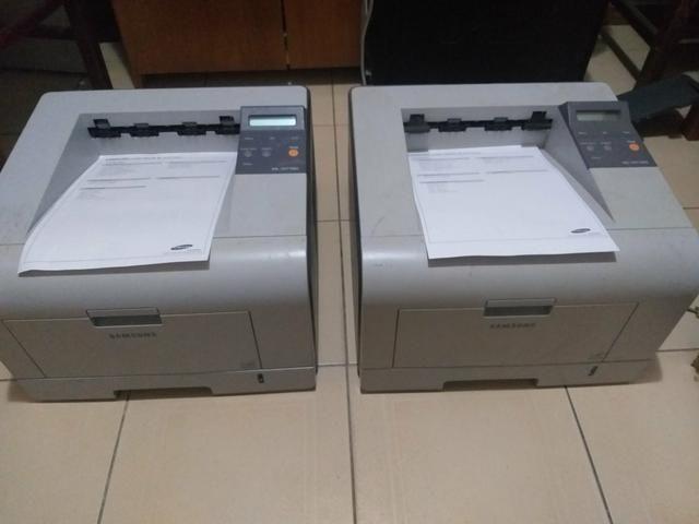 2 (duas) Impressora Laser Monocromática 110V - Foto 3