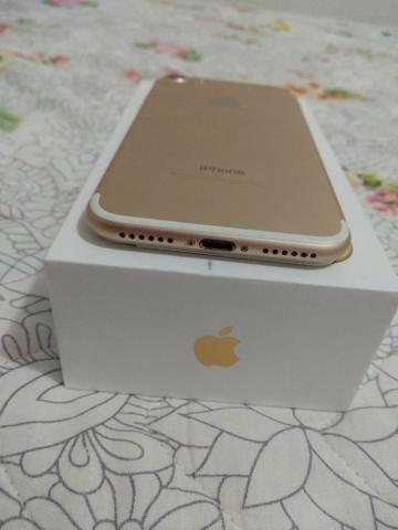 Vendo iPhone 7 bem conservado!!! - Foto 4