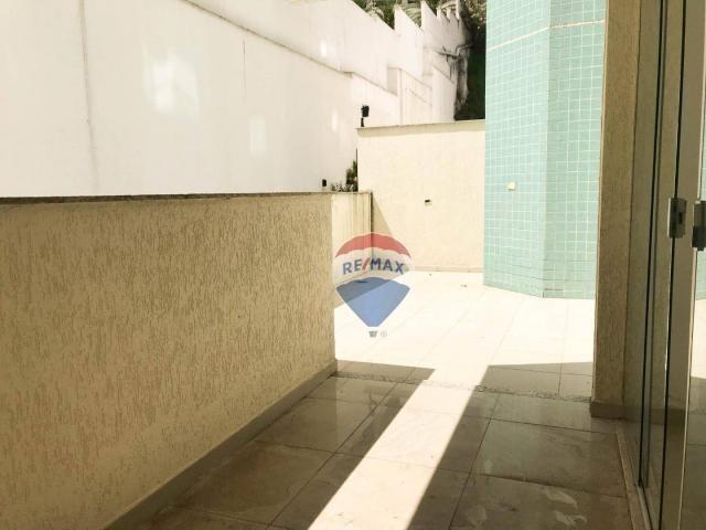 Apartamento garden com 4 dormitórios à venda, 130 m² por r$ 750.000,00 - buritis - belo ho - Foto 5