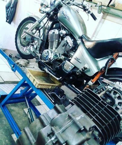 Vendo motopeças e serviços - Foto 11