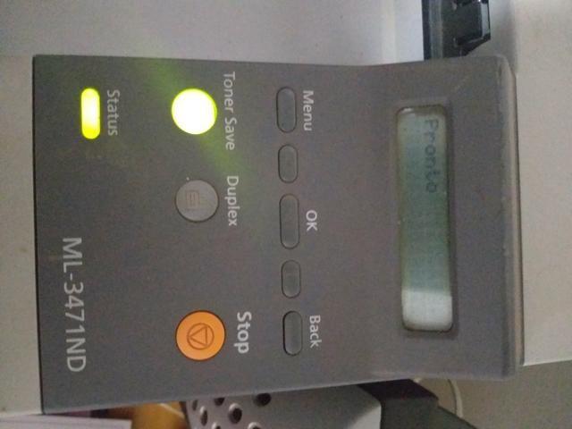 2 (duas) Impressora Laser Monocromática 110V - Foto 6