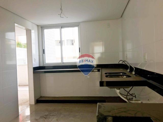 Apartamento garden com 4 dormitórios à venda, 130 m² por r$ 750.000,00 - buritis - belo ho - Foto 9
