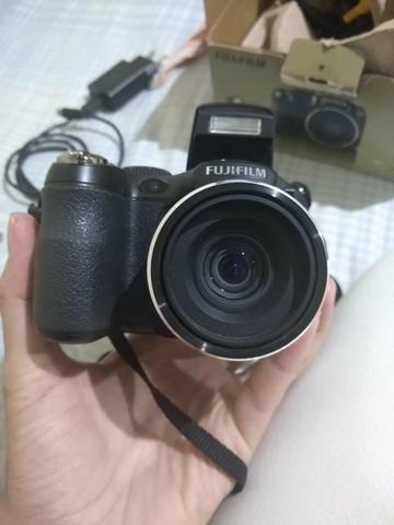 Câmera semiprofissional Fujifilm Finepix S2980 - Foto 5