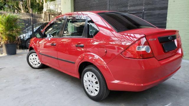 Ford Fiesta Sedan 2008 Flex - Foto 2